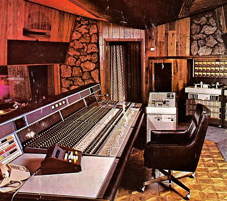 Recording Studio (Rudy's Voice Over)
