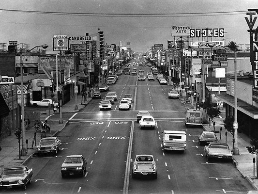 1970's South Central