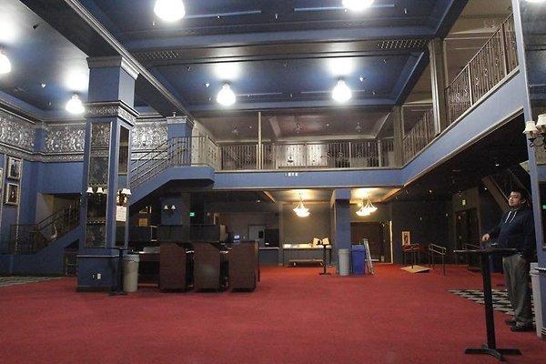Club Space at Orpheum