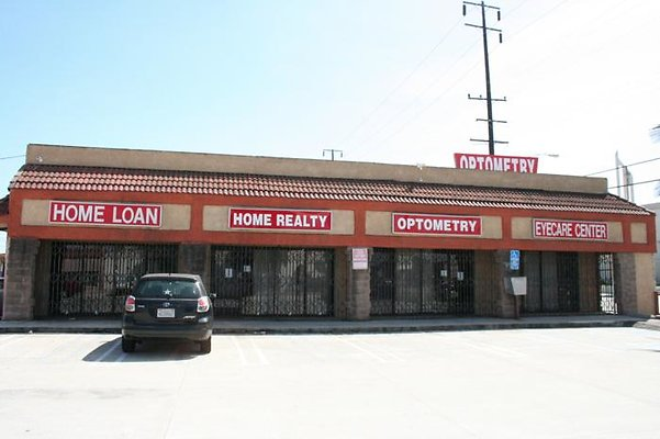 Gardena Strip Mall & Store Fronts