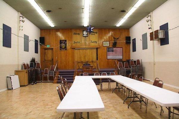 Elks Lodge - Tujunga
