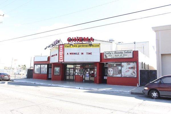 Uptown Theater - Gardena Theater