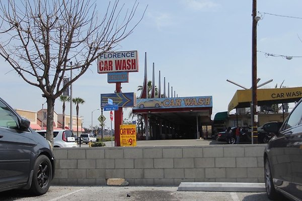 Florence Car Wash